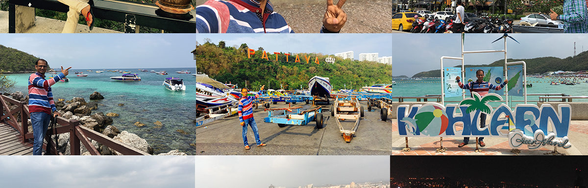 Thailand Trip 2016: Experience and Pics